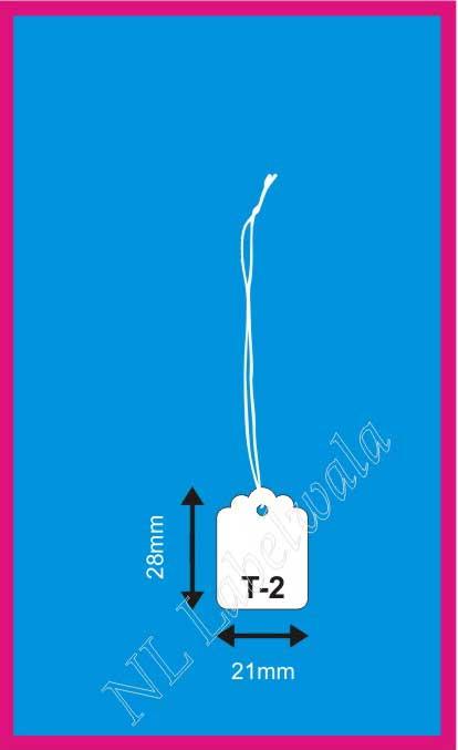 T2 jewellery label