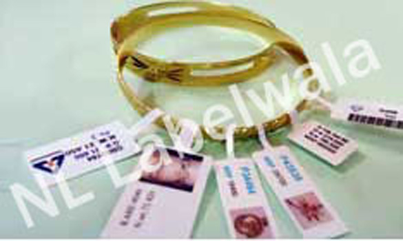 Jewellery tags and labels